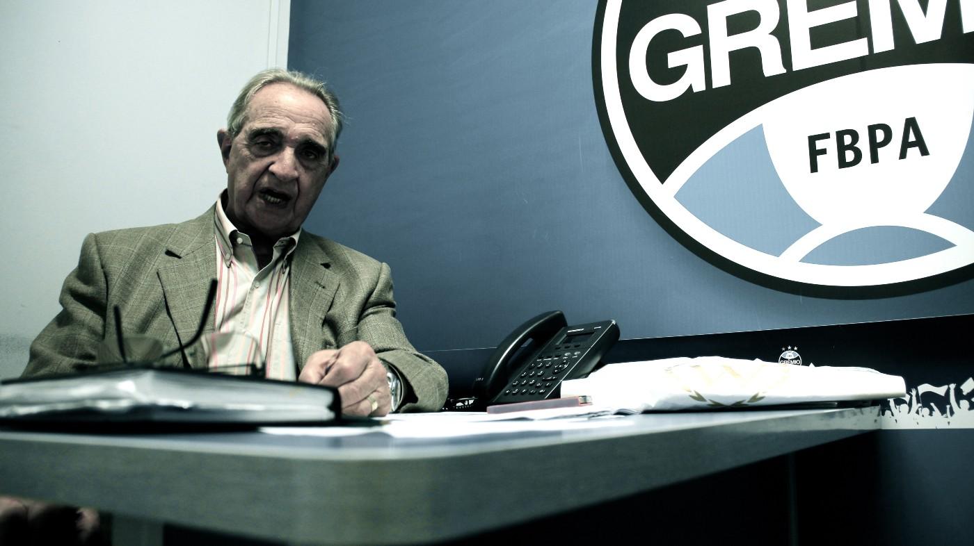 Antônio Carlos Verardi, superintendente de futebol do Grêmio