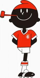 Saci-Pererê, mascote colorado.