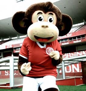 Escurinho, o macaco