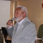 Edilson Nabarro, sociólogo e fundador do MNU