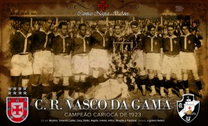 Time que venceu o racismo, e criou a mais bela história do futebol brasileiro