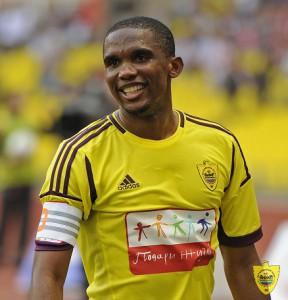 Samuel Eto'o, do Sampdoria