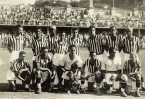 O Bangu, campeão carioca em 1933