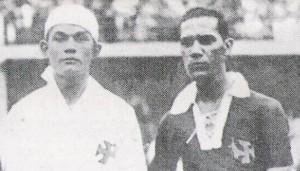 Jaguaré e Fausto reforçaram o Barcelona em 1931