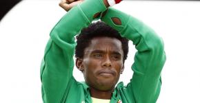 Medalhista ainda não decidiu se voltará ou não à Etiópia