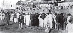 Jogo no campo da Graça, em Salvador