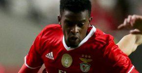 Nélson Semedo, jogador do Benfica (Foto: MANUEL DE ALMEIDA / LUSA)
