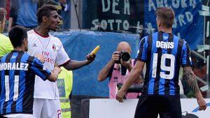 Casos de racismo no futebol (foto reprodução)