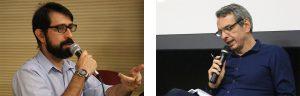 Thiago Costa e Silvio Ricardo (foto reprodução)