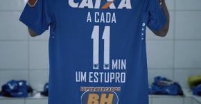 Camisas deram destaque a estatísticas (Créditos: Site Oficial do Cruzeiro/Divulgação)